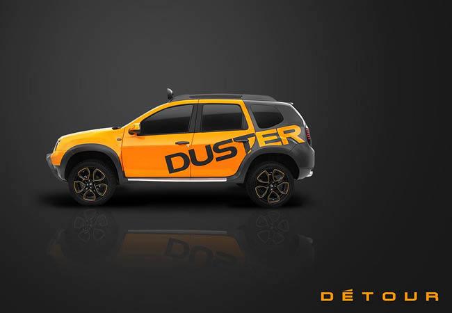 Foto de Renaut Duster Detour Concept (5/5)