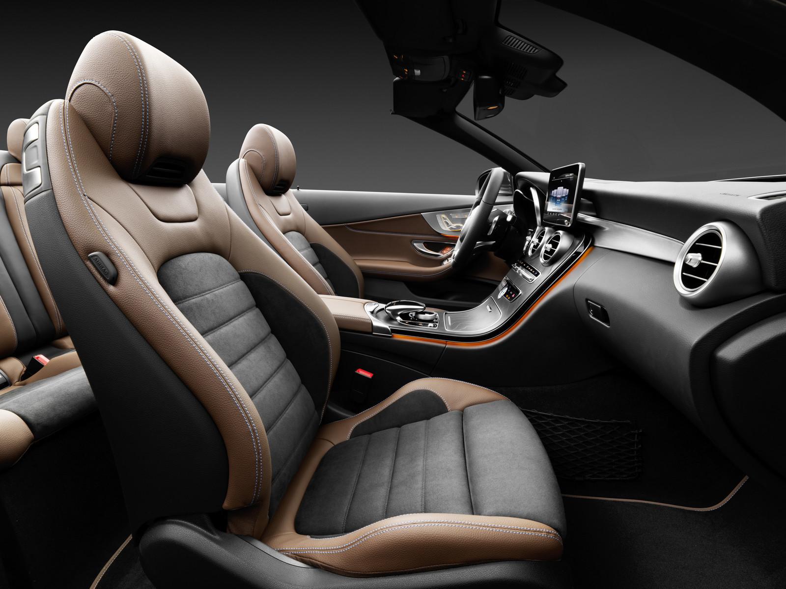 Foto de Mercedes-Benz Clase C y C 43 AMG Cabrio (12/28)