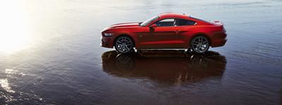 Ford Mustang 2014, ahora en cinco vídeos