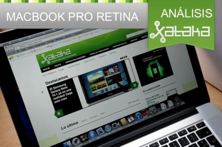 Macbook Pro Retina: análisis