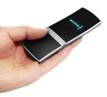 Nokia Aeon, diseño futurista