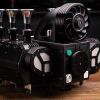 La Espresso Veloce RS Black Edition inspirada en Porsche es una cafetera para los más nostálgicos