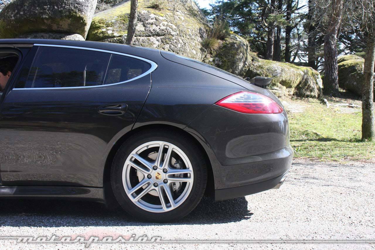 Foto de Porsche Panamera S Hybrid (prueba) (33/94)