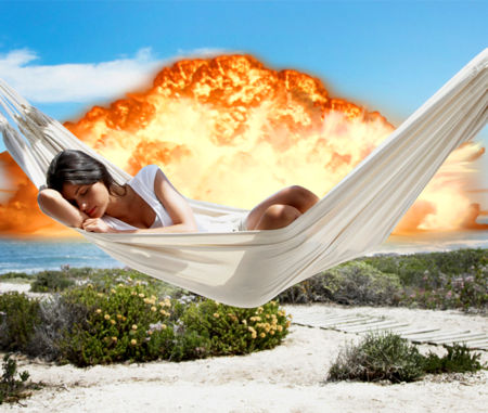 Paraísos nucleares para una reconfortante siesta radioactiva