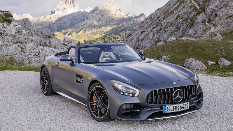Foto de Mercedes-AMG GT roadster (11/14)