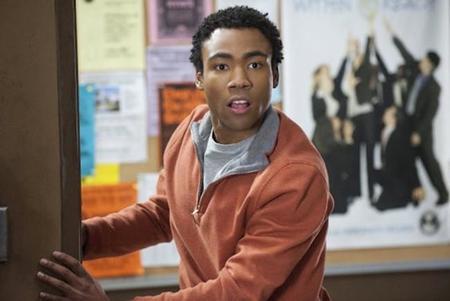 Donald Glover sólo participará en cinco episodios de la quinta de 'Community'