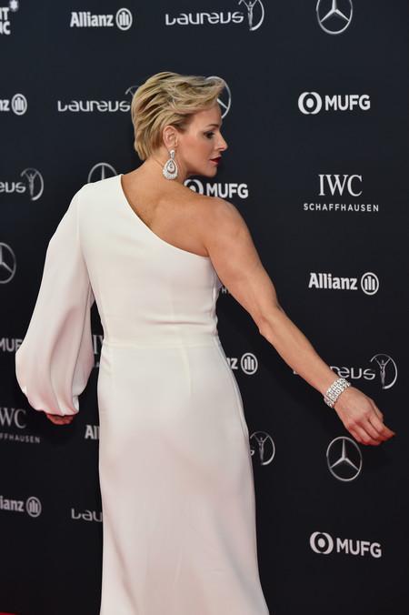Princesa Charlene Premios Laureus 3