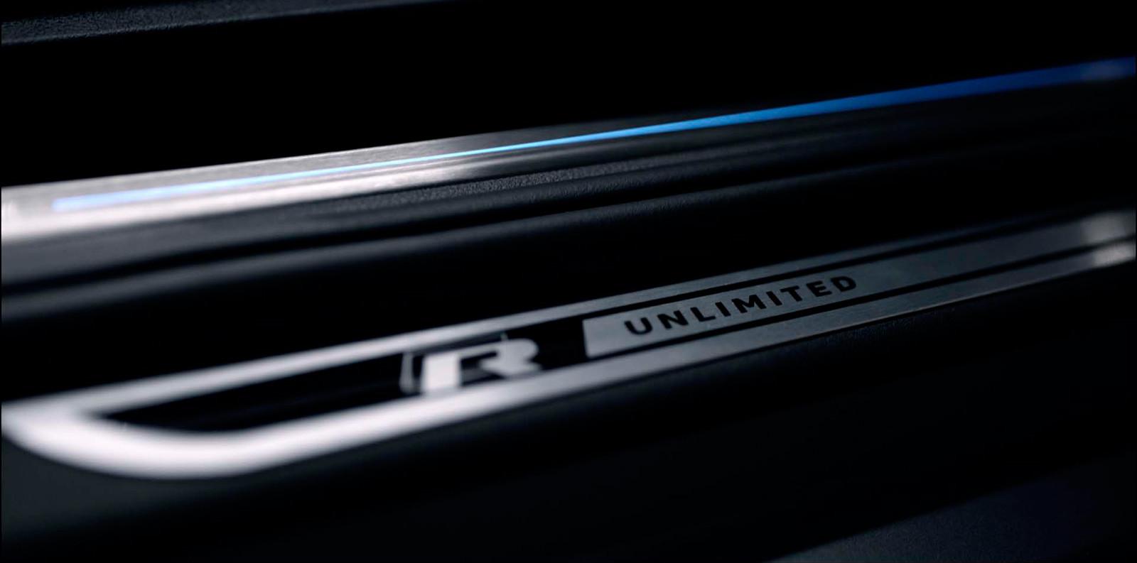 Foto de Volkswagen Golf R Unlimited (4/8)