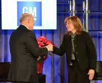 Mary Barra, nueva consejera delegada de General Motors