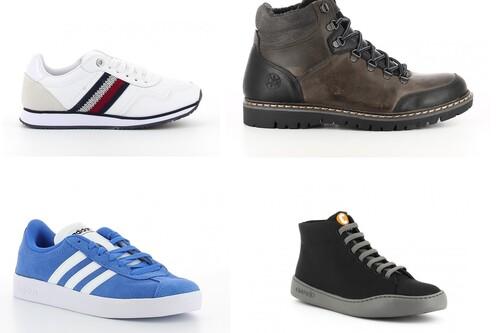 Rebajas en Tommy Hilfiger, Adidas o Fluchos con descuentos de hasta el 50% en zapatos Obi
