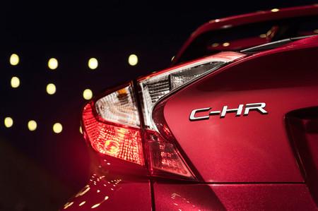 Por fin se presentará la versión americana del Toyota CH-R