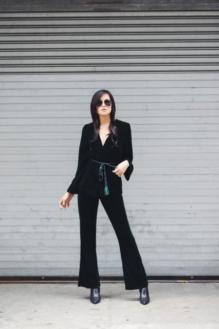 Cordon Cinturon Tendencia Street Style 2016 2