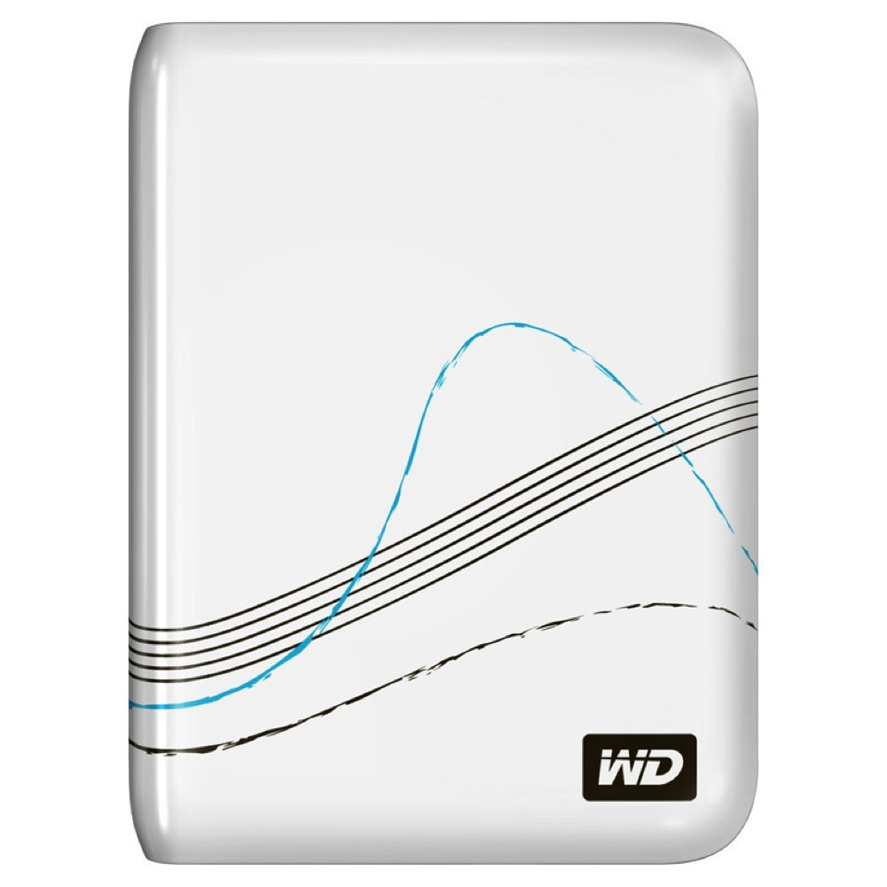 Western Digital My Passport Essential de diseño