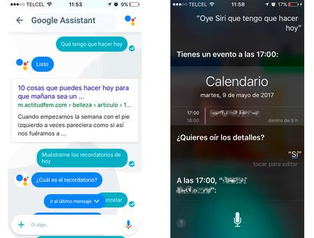Google Assistant Eventos