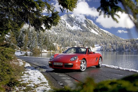 Porsche Boxster Segunda Generacion 1