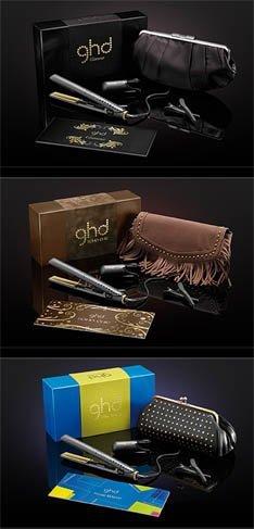 Edición limitada de las nuevas planchas GHD Iconic Eras: tres looks con Kate Perry