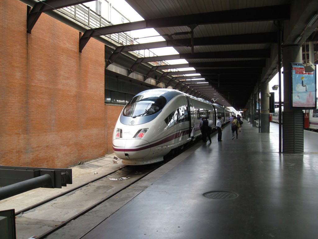 La liberalización de los trenes de alta velocidad, una buena noticia