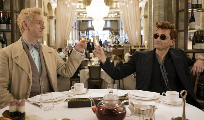 Tráiler de 'Good Omens': Michael Sheen y David Tennant quieren salvar el mundo en la adaptación de Neil Gaiman y Terry Pratchett