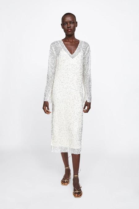 Zara Blanco Verano 2019 08