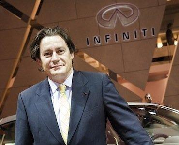"""""""Tendremos modelos híbridos, eléctricos y un compacto"""" Entrevista a Javier Arias, de Infiniti"""