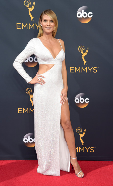 Heidi Klum De Michael Kors En Emmy 2016