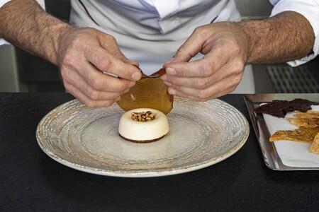 Los secretos del único tiramisú de España con estrella Michelin, según los chefs de Orobianco