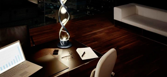 Luz cálida para habitación