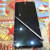 El Samsung Galaxy Note 10 Lite se deja ver en fotos reales