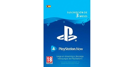 Ps Now 3 Meses