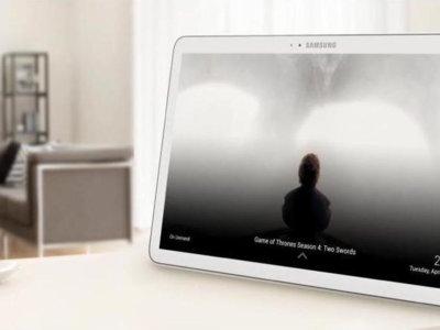 Más sobre la Samsung Galaxy View, la tablet que crece para parecer una tele