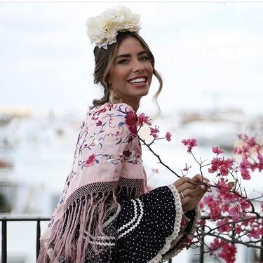 Los mejores looks en el primer día de la Feria de Abril 2019