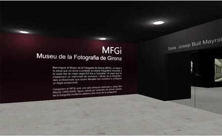 Si la gente no va al museo, el museo va a la gente: El museo de fotografía de Girona se virtualiza