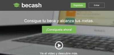 Llega Becash,un buscador global de ayudas