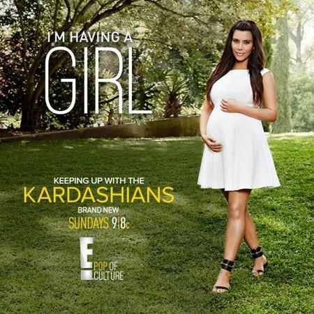 Y por fin conocemos el secreto mejor guardado del embarazo de Kim Kardashian...