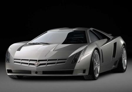 Cadillac Cien Concept 2002