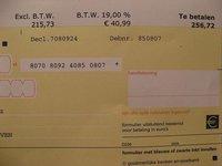 Los datos que deben contener las facturas