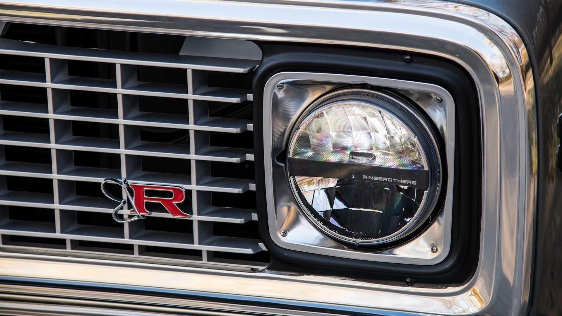 Foto de Ringbrothers Chevrolet K-5 Blazer 1971 (68/73)