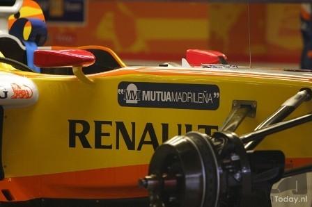 Filtradas las primeras imágenes del nuevo Renault R29