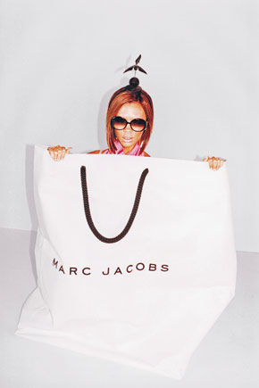 Victoria Beckham para Marc Jacobs (esta vez, sin duda alguna)