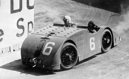 Bugatti T32 Tank