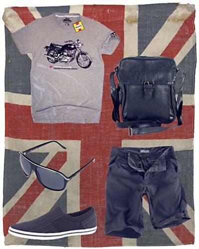 El estilo británico según el Pull and Bear II