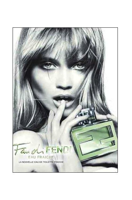 Fan di Fendi eau Fraiche, la firma italiana nos presenta su nueva fragancia para este 2013