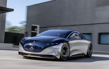 El Mercedes-Benz EQS será el primer coche eléctrico de la marca con baterías CATL para conseguir los 700 km de autonomía
