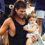 Las celebrities celebran el Día del Padre en Instagram