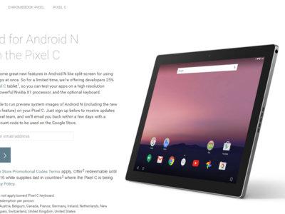 Así puedes comprar el Pixel C con el 25% descuento en Google Store España