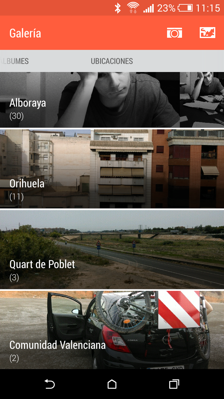 Foto de HTC Desire 816, software (6/16)