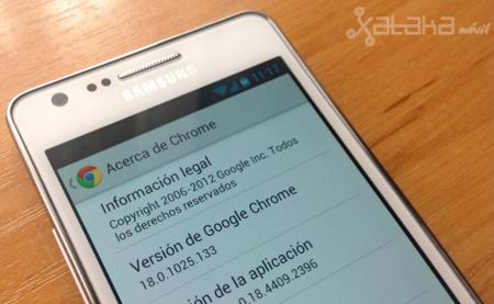 Google Chrome para Android dejará de ser beta dentro de unas semanas