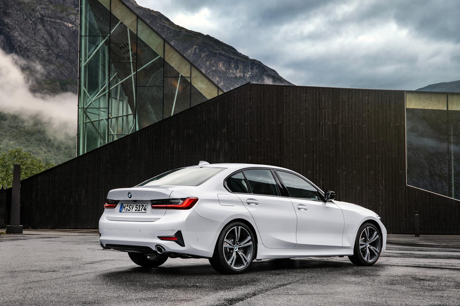 Foto de BMW Serie 3 2019 (59/131)