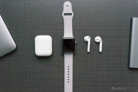MacBook Pro AirPods Apple Watch