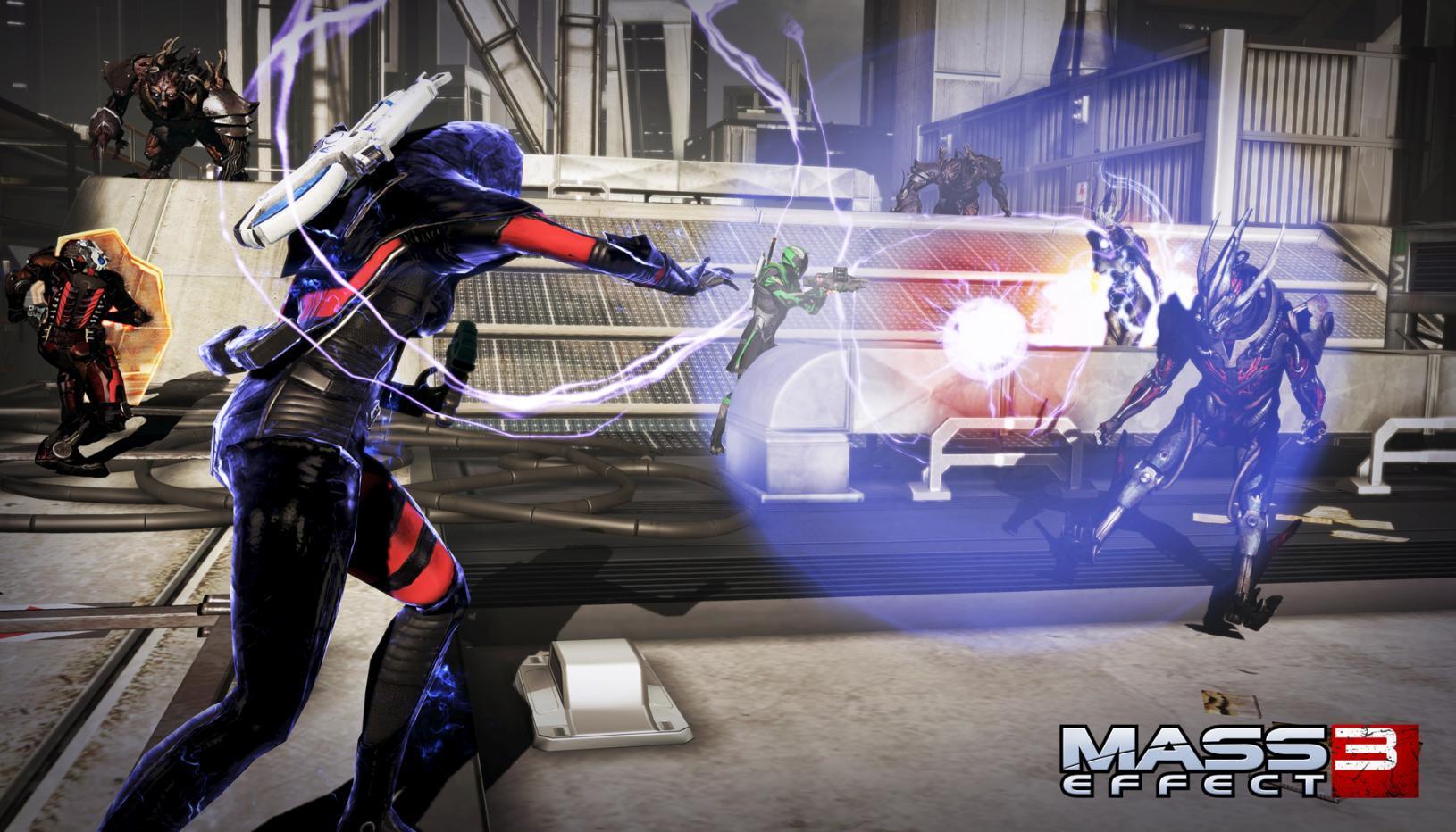 Foto de Mass Effect 3: Earth (2/4)